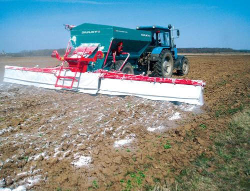 Amendement et fertilisation des sols